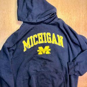 Vintage University of Michigan Hoodie